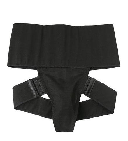 Butt Lifter Shapewear, Tummy Control Bum Lift Enhancer Booster Booty, Black Butt Lifter Panty, #PT10525