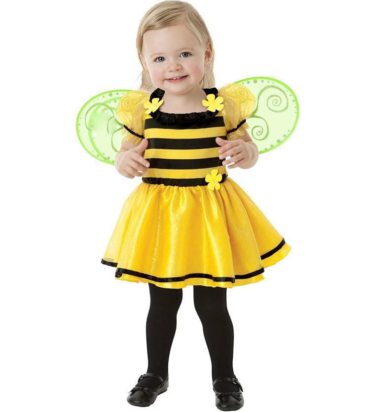 Костюм пчелки для девочки своими руками с выкройками