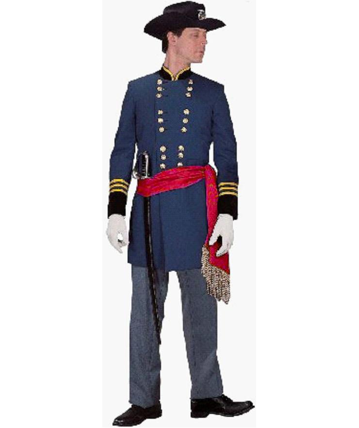 Captain Hugh G Vessel Costume Mens Sailor Costume Mens Captain Costume #N4539  sc 1 st  MallTop1.com & Captain Hugh G. Vessel Costume N4539