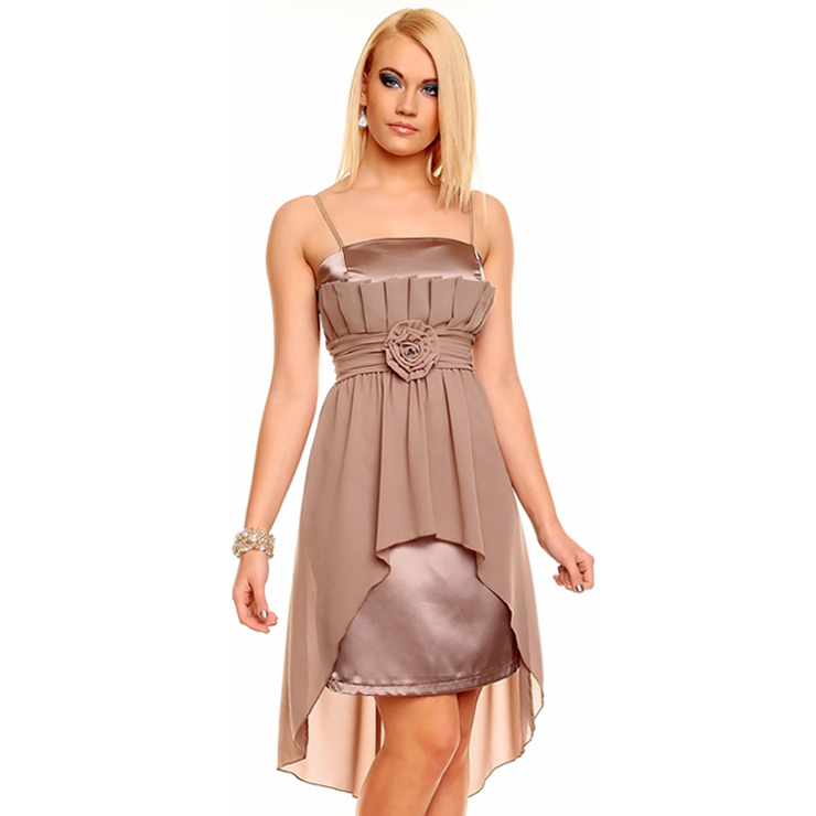 A line cocktail kleid