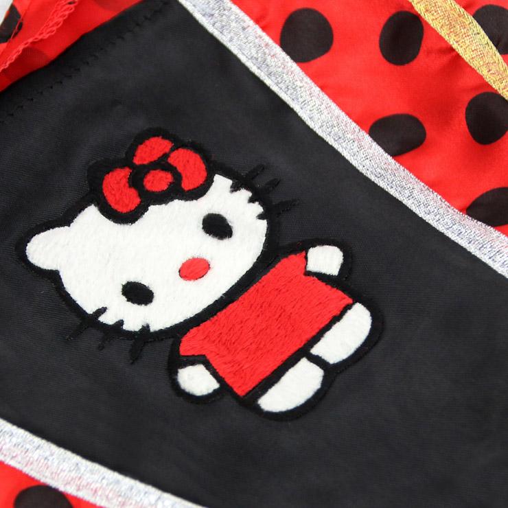 Child Hello Kitty Costume, Hello Kitty Lady Bug Fairy Costume, Hello Kitty ladybug costume for girl, #N5988