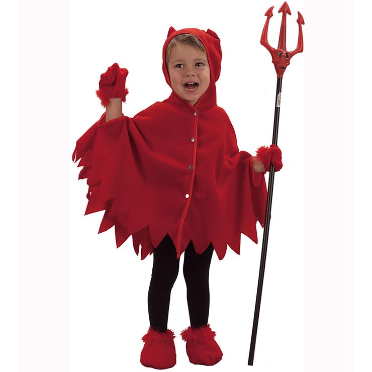 Childs Devil Cape Costume N5968