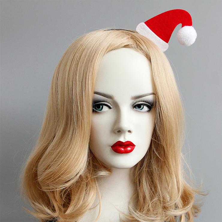 Fashion Party Decorations Christmas Hat Headband J18617