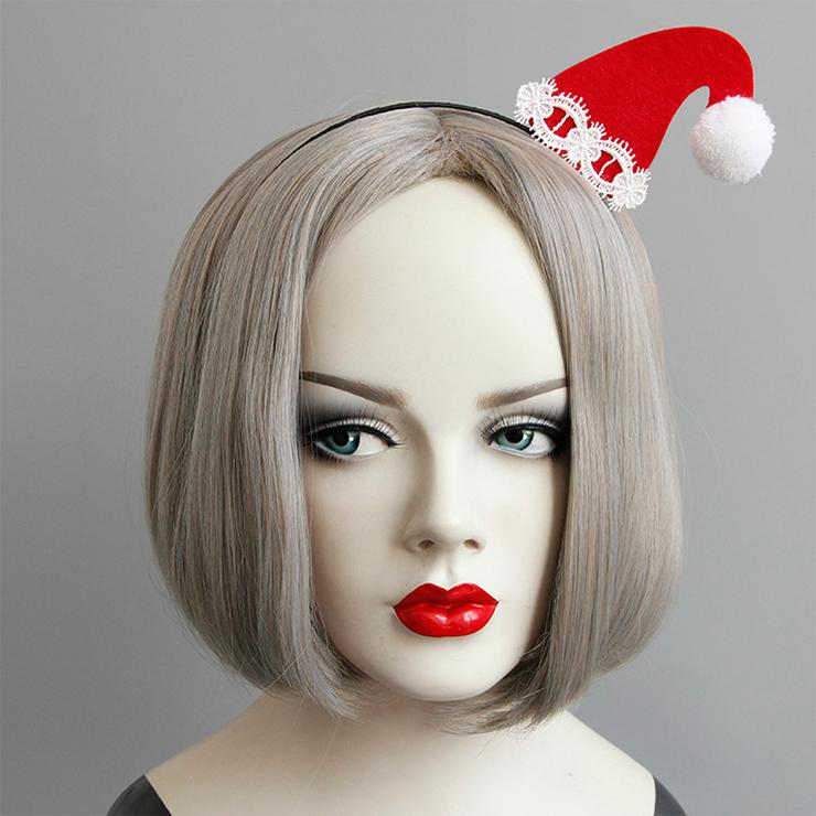 Fashion Party Decorations Christmas Hat Headband J18620