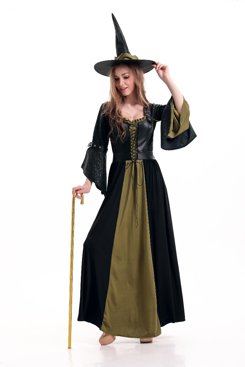 Classic Witch Costume N10790