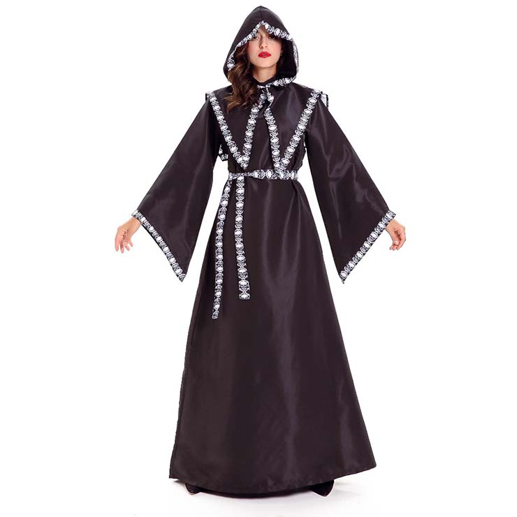 Halloween Costume 398.Crypt Keeper Robe Women S Costume N14750