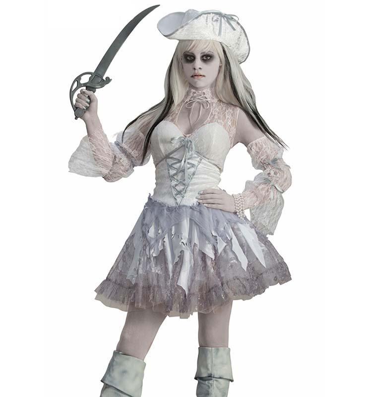Dead Spirit of The Seas Costume N10700