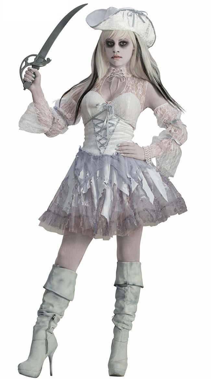Hot Sale Halloween Costume, Crazy Scary Costume, Women