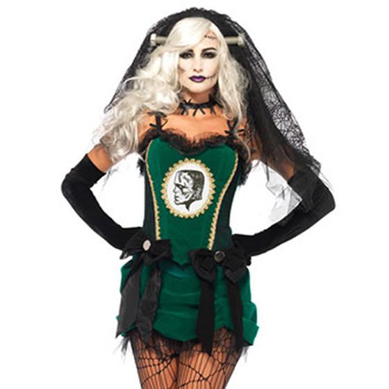 Deluxe Bride of Frankenstein Costume N11973