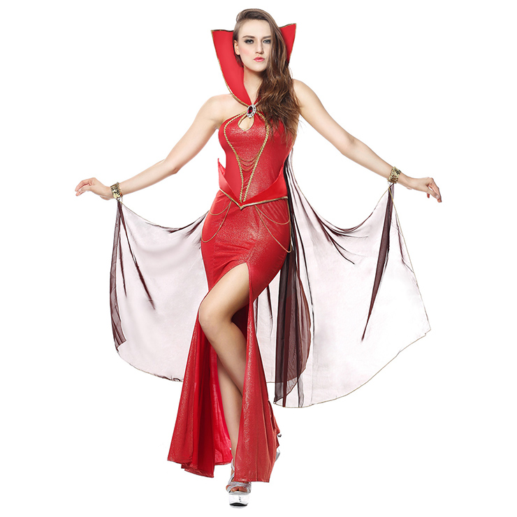Deluxe Devilish Delight Costume, Deluxe Red Devil Costume, Deluxe Devil Costume, Deluxe Devil Dress Costume, Luxury Devil Costume, Sexy Red Devil Costume, Deluxe Halloween Devil Costume#N6239