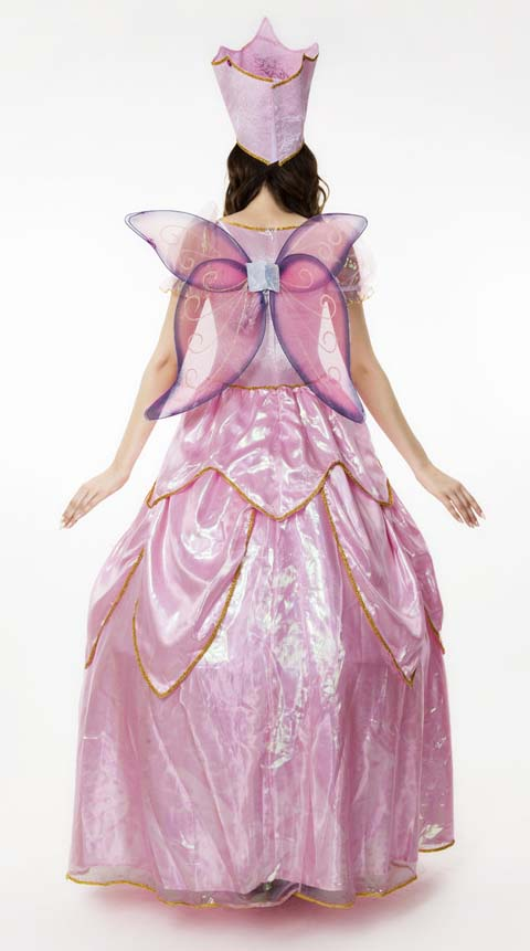 Fairy Tale Costume, Cheap Godmother Costume, Women