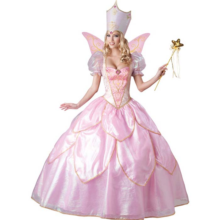 Deluxe Fairy Godmother Costume N10415