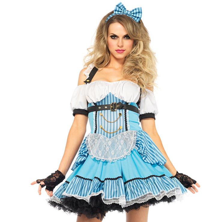 Rebel Alice Fancy Costume N11909