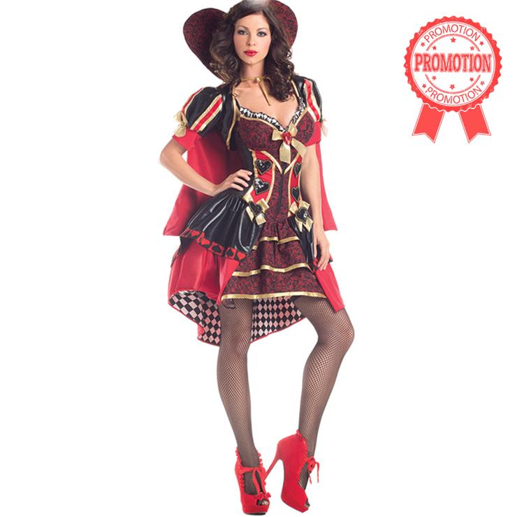 deluxe heartless queen costume n5975