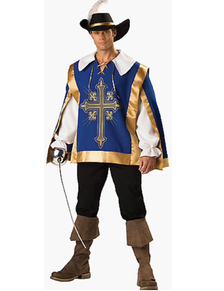 Deluxe Musketeer Adult Costume N4882