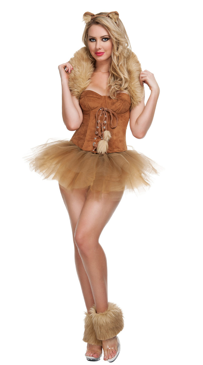 Lion Costumes For Adults 46