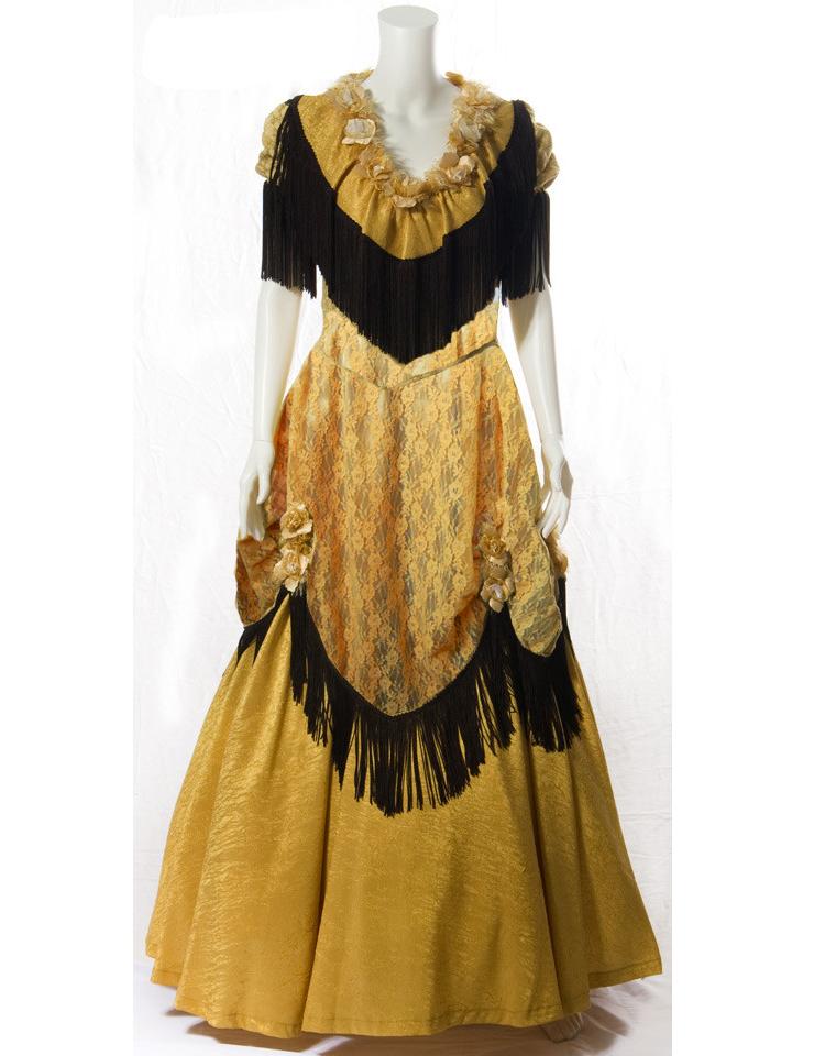 Deluxe Renaissance style dress N5563