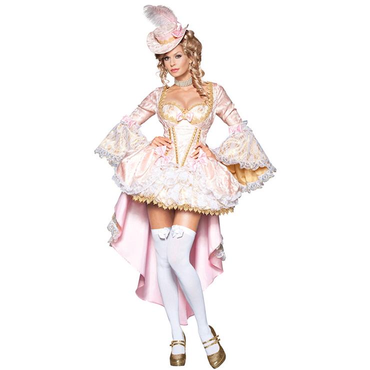 Deluxe Vixen Of Versailles Costume N6214
