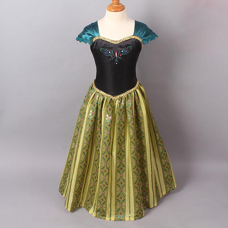 Disney Frozen Anna Coronation Day Dress N8964
