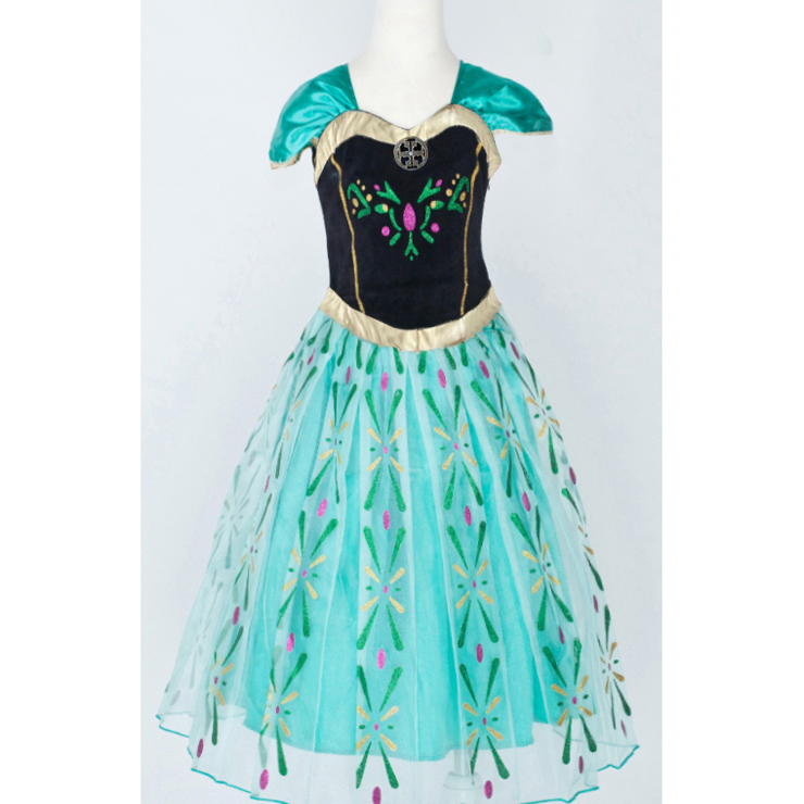 sc 1 st  MallTop1.com & Disney Store Anna Ball Dress N9121