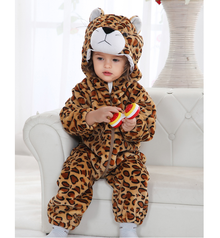 sc 1 st  MallTop1.com & Double Pecuniary Leopard Jumpsuit N6268