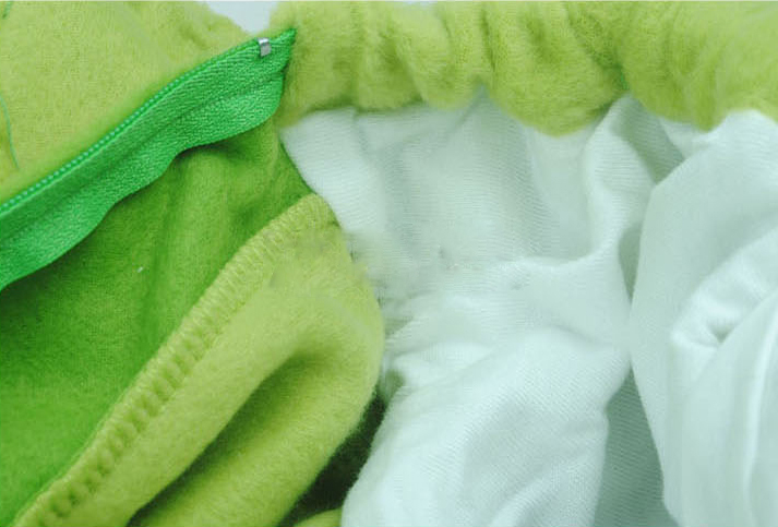 07edd61bd Double Polar Fleece Pea Sleeping Bag N5782