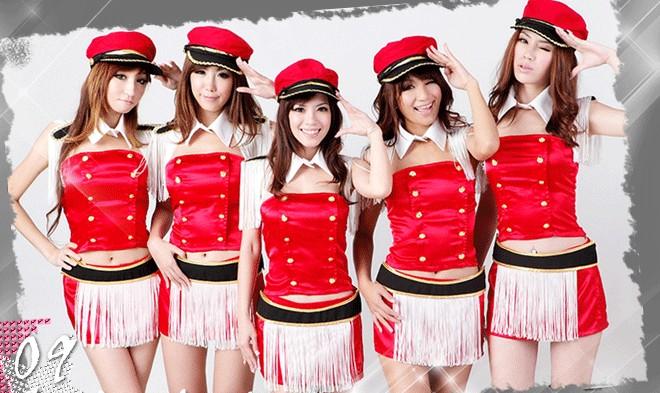 Dress uniform, sexy Dress uniform, sexy uniform, #M3011