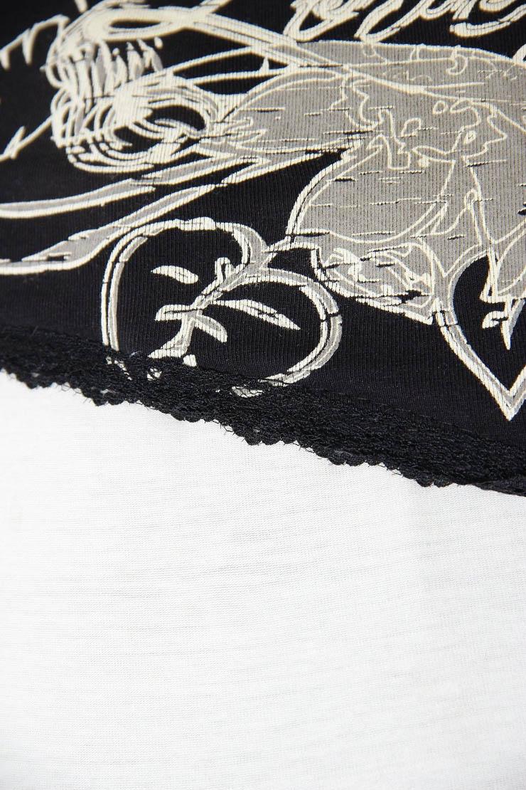Eagle Printed Rhinestones Corset, Eagle Printed Corset, Printed Rhinestones Corset, #N4214