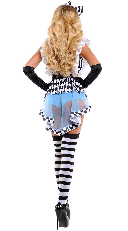 Eat Me Alice Costume N11015