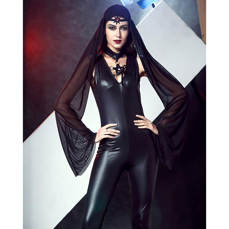 Egytian Queen Cosplay Costume, Halloween Costume, Egyptian Costume, Cheap Costume for Women, #N12007