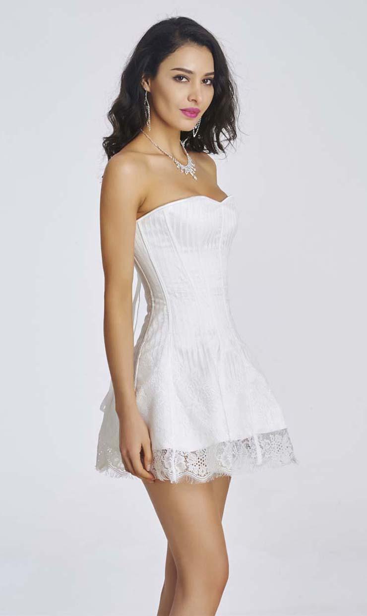 lace lingerie dress - photo #21