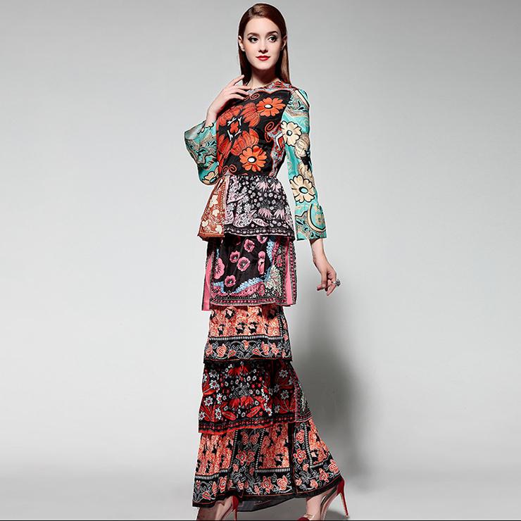 Elegant Bohemian Dresses