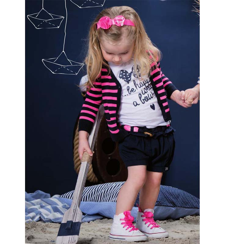 Fashion Casual Little Girl Clothes N9733