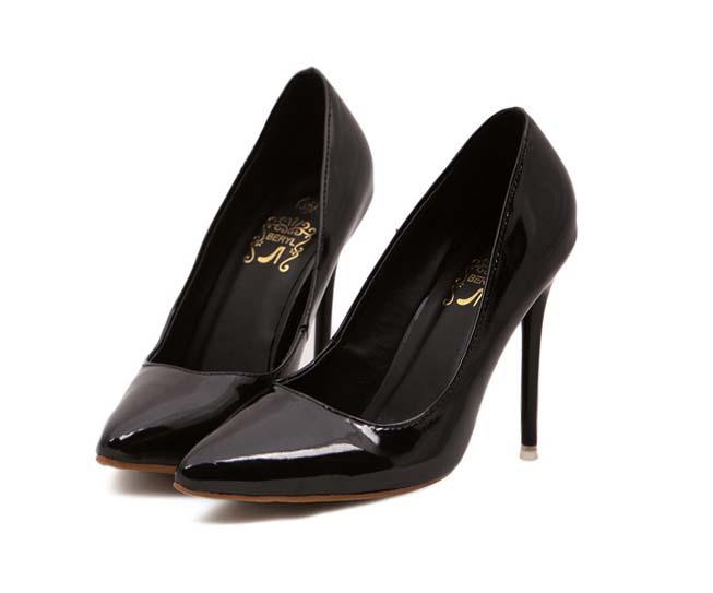 fashion s office black pointed toe stiletto