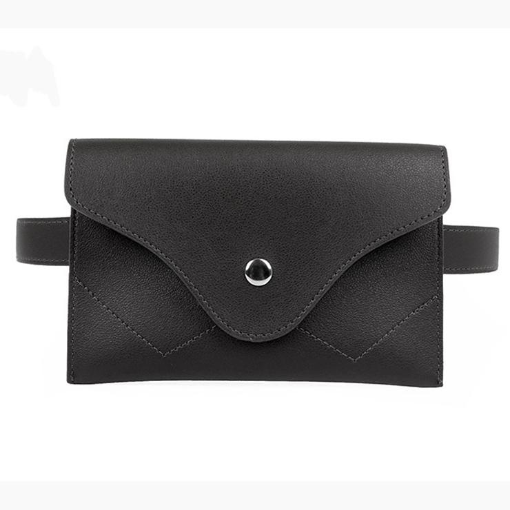 Fashion Waist Belt, Waist Belt with Pouch, Waist Pouch Fashion Belt Bags, Waist Belt for Women, Waist Belt with Mini Purse, Casual Travel Waist Belt, Black Girdle for Women, #N17473
