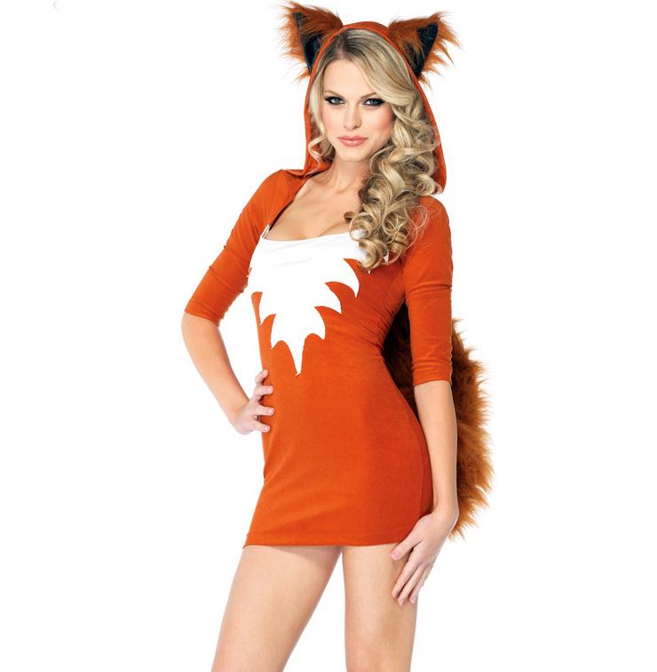 Foxy roxy costume n4813