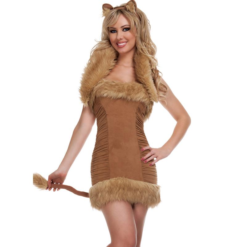 Foxy Roxy Costume N4816