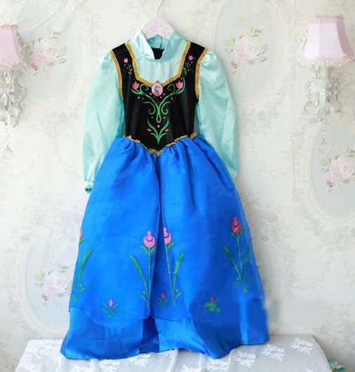 Anna Frozen Costume