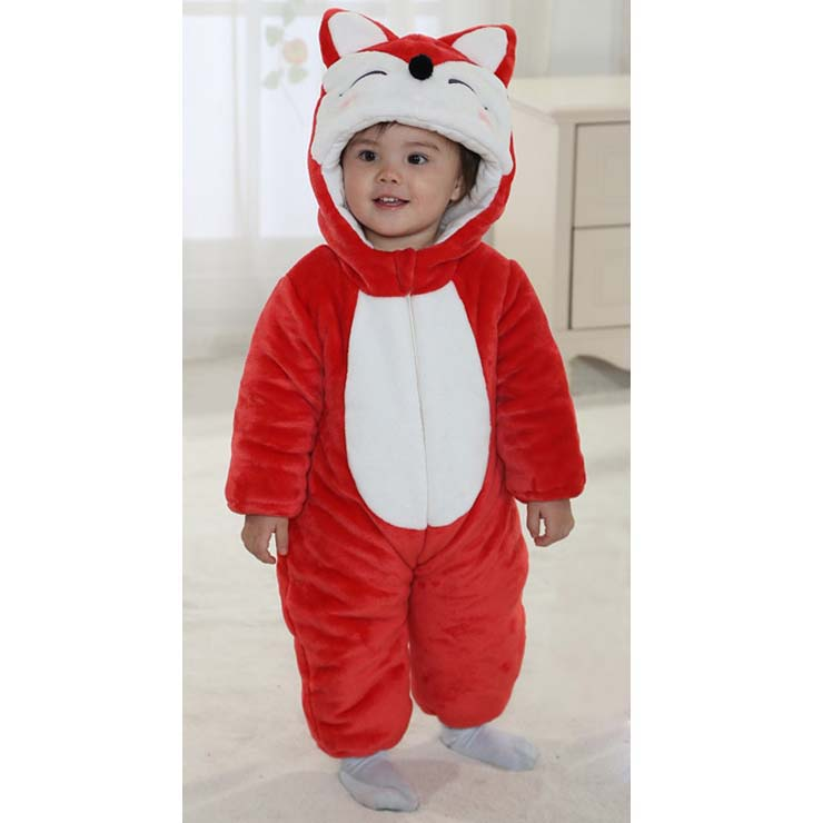Funny Red Ali Baby Romper Costume N9794