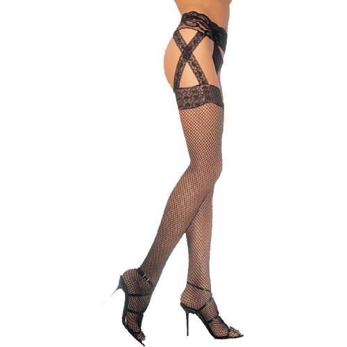 Garter Belt Fishnet Stockings, Sexy Stockings, sexy lingerie wholesale, Stockings wholesale, #HG1934