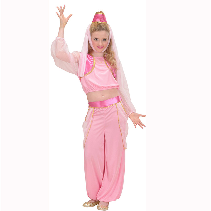 Genie from the lamp costume for girls N5986