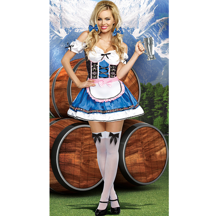 sc 1 st  MallTop1.com & German Beer Beauty Costume N9166