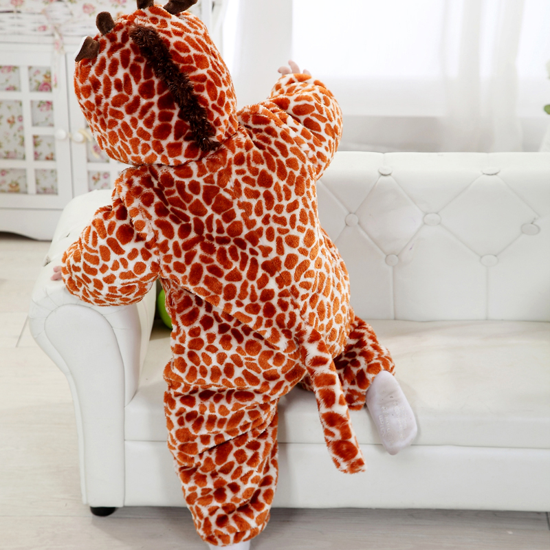 Baby Clothing Only the coziest and highest quality fabrics found in our blanket collections make it into our Signature Clothing Collection. With comfort and style in mind, Little Giraffe is every baby.