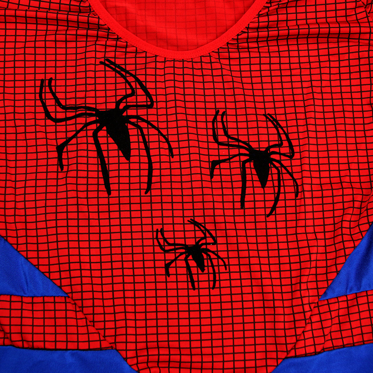 Tangled Web Costume, Sexy Spider Girl Costume, Womens Spiderman Costume, #N5615