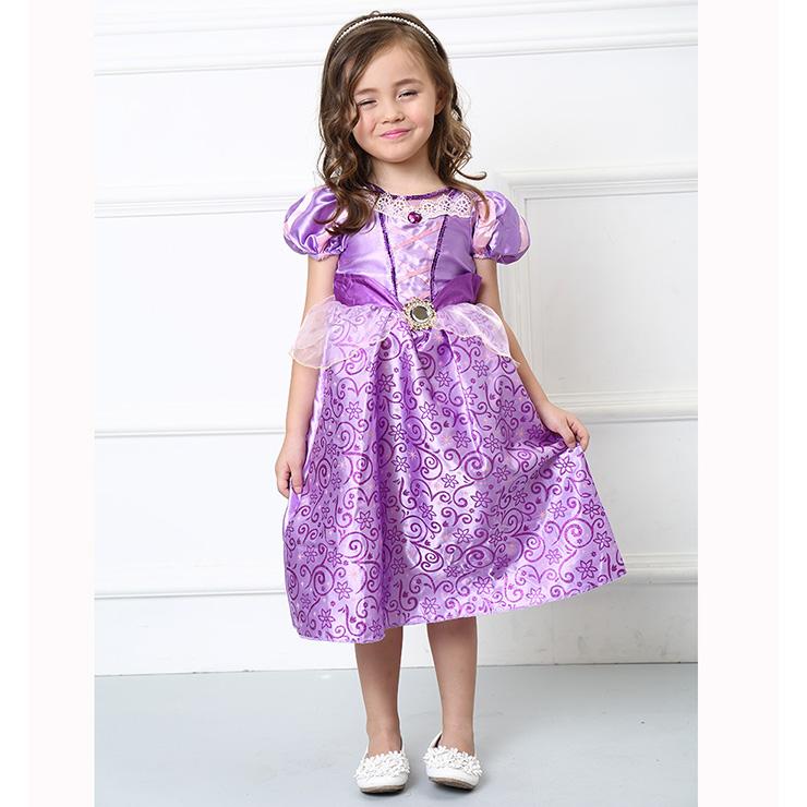 sc 1 st  MallTop1.com & Girls Classic Rapunzel Costume N4685