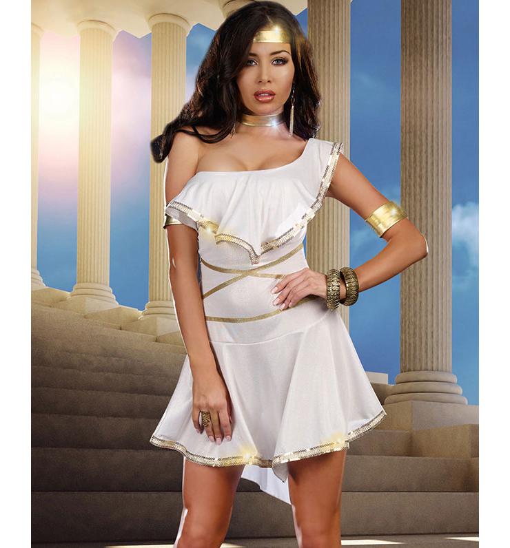 Goddess She's Hot Costume W5841