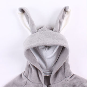 Halloween animal Costume Baby, Bunny Climbing Clothes Baby, Baby bunny Romper, #N5789