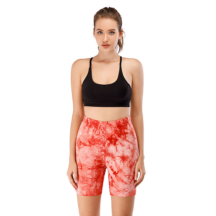Sauna Hot Capri Pants, Workout Shorts, Yoga Shorts, Women