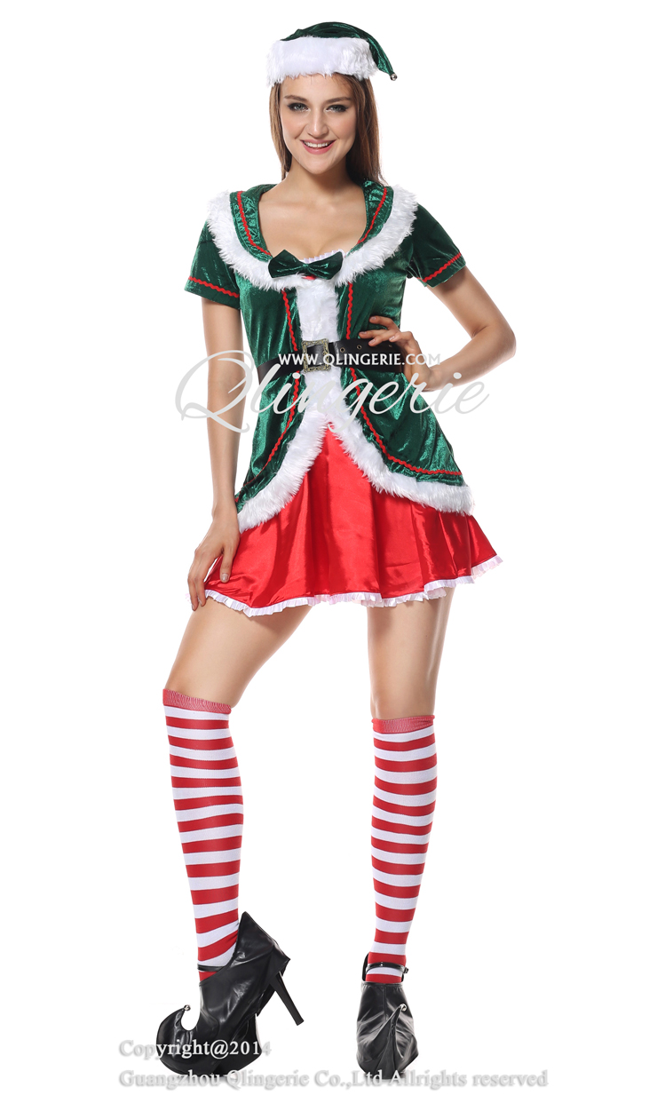 Whether you're looking for an adult elf costume or cute elf costumes for the kids, anyone, big or small, can be the perfect helper for whoever is in the Santa Claus and Mrs. Claus costumes. With Christmas being the most beloved holiday by so many people, how can you miss the opportunity to dress in a Christmas elf costume?