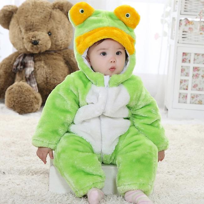 Little Frog Jumpsuit Romper N6263